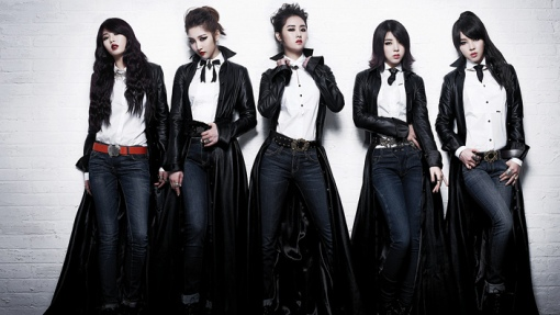 4Minute Member Profile