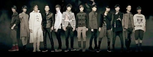 يبتلـــكمـ تقـرير عــن الفرقـــة EXO ،  Exo-members