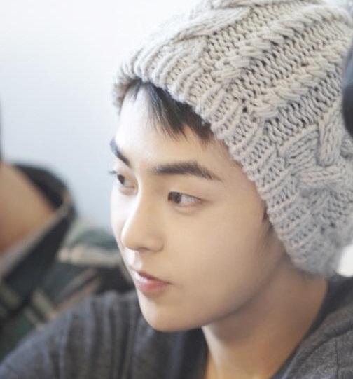 يبتلـــكمـ تقـرير عــن الفرقـــة EXO ،  Xiu-min